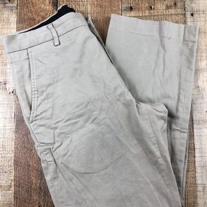 Banana Republic Straight Dress Chino Pants CT26